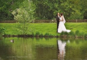 Hochzeitsshooting mit Anna und Marcel rund um Schloss Salder (Salzgitter)