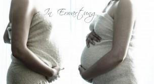 Babybauchfotos mit Anna und Marcel