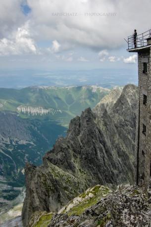 ein kleines, großes Hochgebirge in der Slowakei - und ein Geheimtipp für Wanderer